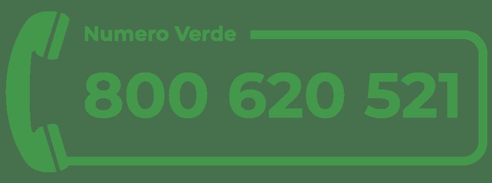 numero verde Corte Pavese